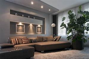 Eclairage Salon Sejour : conseils pratiques en clairage pour votre salon espace zen ~ Melissatoandfro.com Idées de Décoration