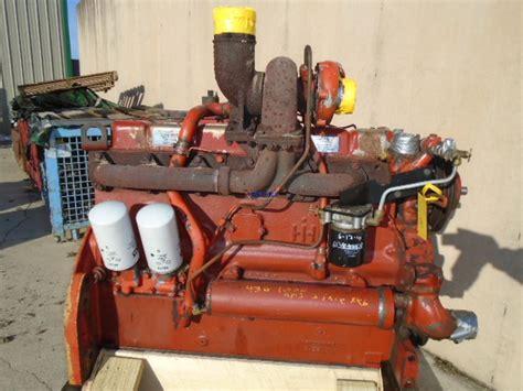engine international dt oem engine complete case