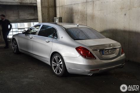 maybach mercedes white mercedes maybach s600 10 march 2015 autogespot