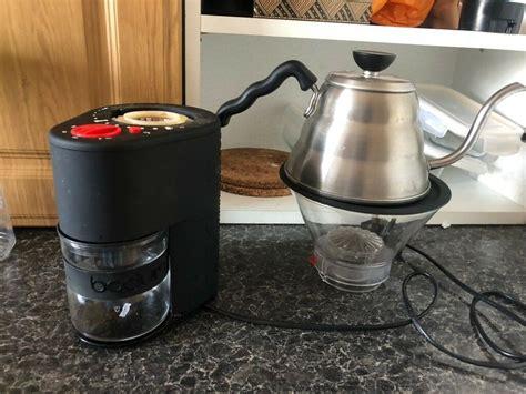 coffee bodum grinder scales aeropress kettle hario burr