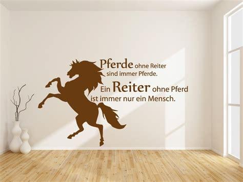 Wandtattoo Kinderzimmer Mädchen Pferde by Wandtattoo Pferde Bestellen Im Wandfolio De Shop