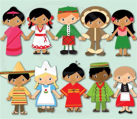 clipart  children   world  images