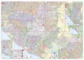 Los Angeles Street Map