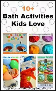 10 Bath Activities Kids Love - FSPDT