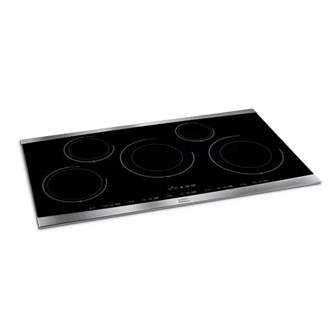Induction Cooktop Sears by Kenmore Elite 36 Quot Electric Induction Cooktop 4290