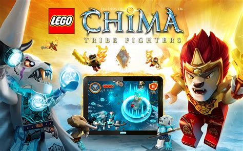 Lego Chima Tribe Fighters Ninjago Games Online Free