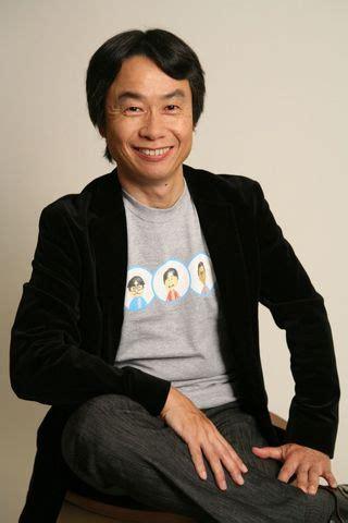 Shigeru Miyamoto | Super Mario Wiki | FANDOM powered by Wikia