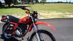 1982 Honda Xl 185 For Sale