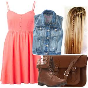 Teenage Girl Outfit Polyvore