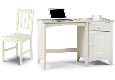 white desk and chair julian bowen furniture cameo desk hutch cameo chair