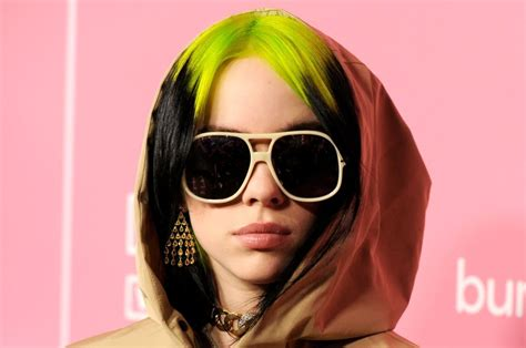 UPDATED: Billie Eilish has confirmed that she will be ...