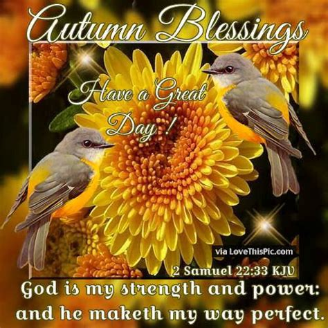 autumn blessings   great day pictures