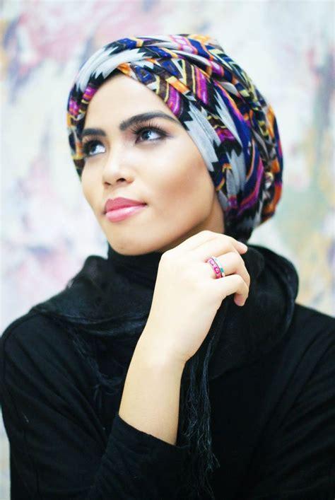 turban hijab ideas  pinterest turbans turban