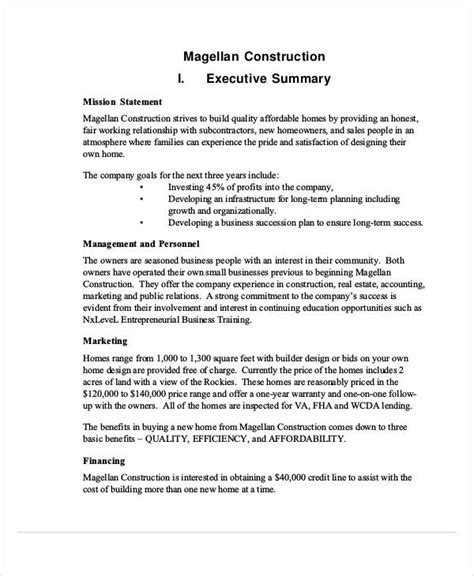 business proposal examples samples   examples