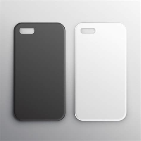 free mobile cover cases for mobile mockup vector free download