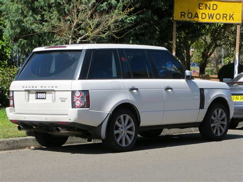 Land Rover Range Rover Vogue Photos 5 On Better Parts Ltd
