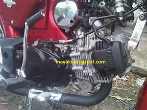 Modifikasi Honda Astra Mesin Scorpio