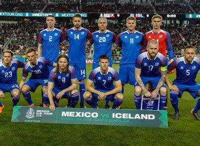 Iceland Announce Diplomatic Boycott World Cup