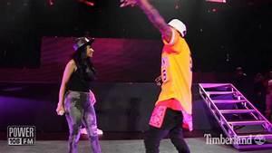Chris Brown & Nicki Minaj LIVE - 'Take It To The Head ...