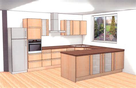 Wie Plane Ich Eine Küche by K 252 Che Bauen Mit Team Massivhaus
