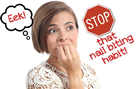 How To Kick That Your Horrible Nail Biting Habit For Good
