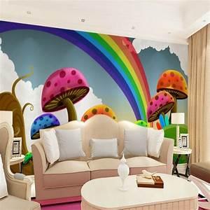Regenbogen Tapete Kinderzimmer : hohe qualit t freies regenbogen tapete werbeaktion shop f r hohe qualit t werbeaktion freies ~ Sanjose-hotels-ca.com Haus und Dekorationen