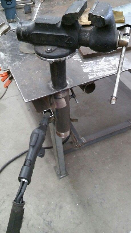 removable welding vice  store  table welding