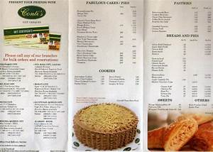 Conti S Restaurant Philippines Branches