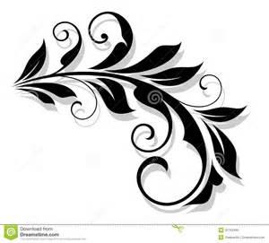 retro flourish element royalty free stock images image