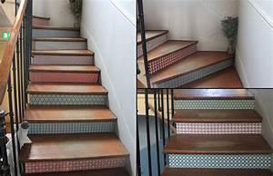 Deco Marche Escalier : le pavillon des canaux une d co comme la maison elle d coration ~ Teatrodelosmanantiales.com Idées de Décoration