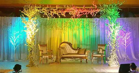 Wedding Stage Decoration Latest