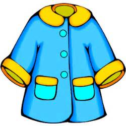 Winter coat clipart - Clipground