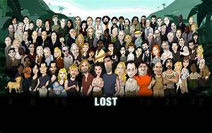 Lost TV Show Cast wallpapers and images - wallpapers ...