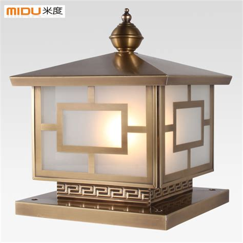 column mount outdoor lights warisan lighting