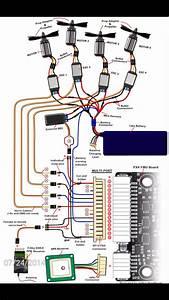 Wiring Diagram For Quadcopter