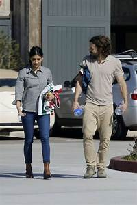 Casey Affleck Out In Malibu With New Girlfriend Floriana