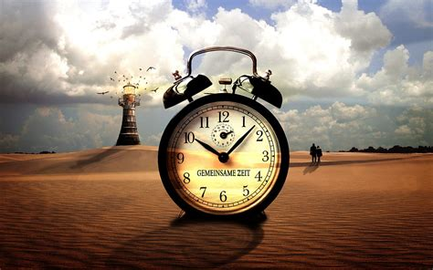 illustration clock time holidays sand
