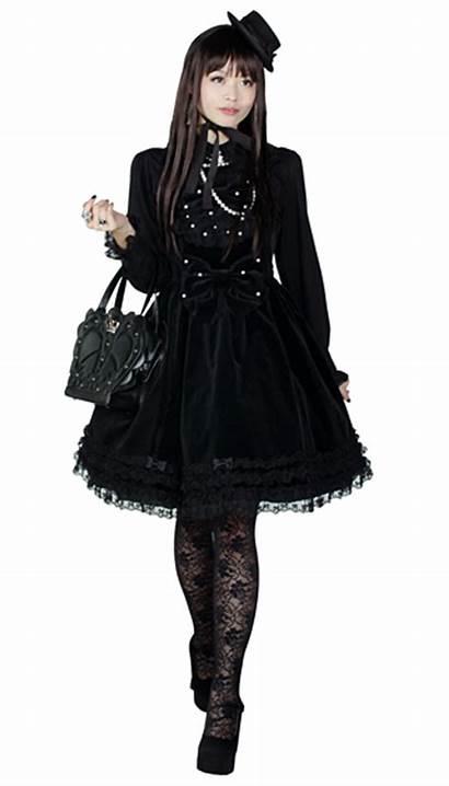 Gothic Lolita Goth Dark Accessories Teen Clothes