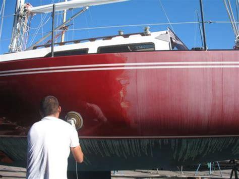 Boat Wax Compound by Nicks Boat Work Gelcoat Maryland Md Delaware De Boat Work