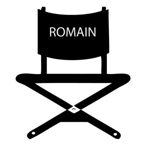chaise cinema stickers chaise de cinéma personnalisé
