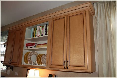 Installing Kitchen Cabinets Crown Molding Home Design Ideas