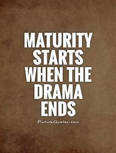 Quotes About Drama In Life. QuotesGram