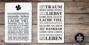 Schilder Mit Sprüchen : schilder aus holz mit lebenweisheiten kreativliste ~ Michelbontemps.com Haus und Dekorationen