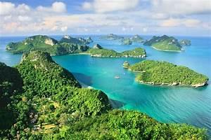 Islands Near Koh Samui: Ang Thong National Marine Park ...