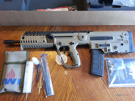 Iwi Tavor X95 Fde 5.56/223 Bullpup ,new Trigger... For Sale