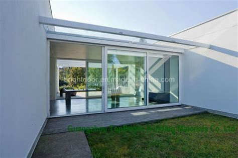 china aluminium sliding glass door philippines price  design pictures china door large