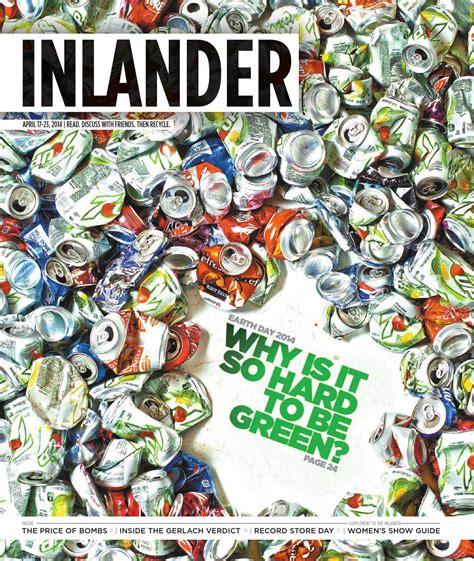Inlander 04/17/2014 by The Inlander Issuu
