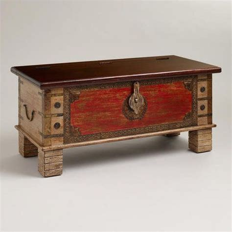 distressed trunk coffee table tables rustic distressed coffee table exotic trunk