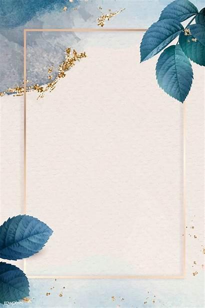 Word Rawpixel Frame Fondos Rectangle Pattern Foliage