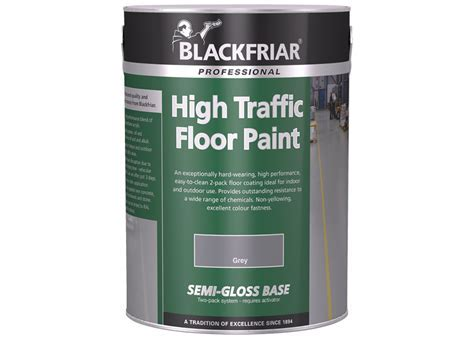 High Traffic Floor Paint   Blackfriar